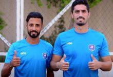 Photo of الظهير محمد حمود يقترب من الأزرق