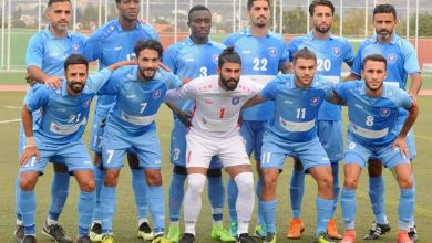 Photo of الأزرق يخسر أمام السلام (0 ـ 2)