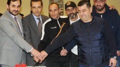 Photo of وفد من مكتب الشباب والرياضة في حركة أمل يزور شباب الساحل